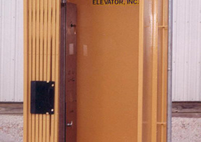 SPECIAL PURPOSE ELEVATORS